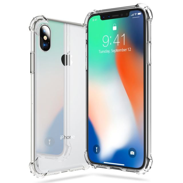 coque iphone x silicone