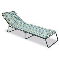 lit de camp achat lit de camp pas cher rue du commerce. Black Bedroom Furniture Sets. Home Design Ideas