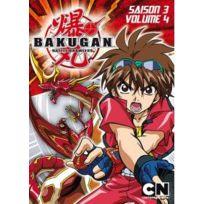 Cartoon Network - Bakugan Battle Brawlers - Saison 3 - Volume 4