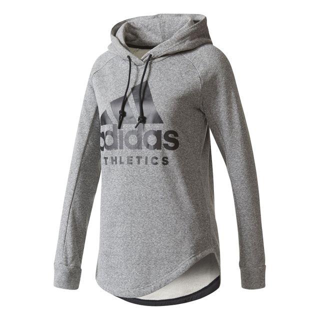 prix compétitif bien ordre Adidas - Sweat-shirt à capuche Sport Id Pullover - pas cher ...