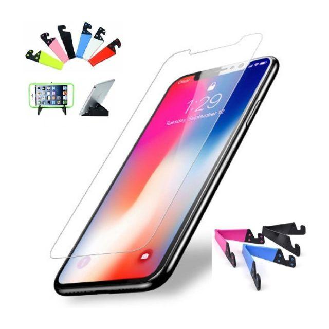 coque de protection iphone xs max verre trempe
