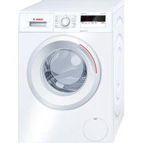 Bosch - lave-linge frontal 60cm 8kg a+++ blanc - wan24130ff