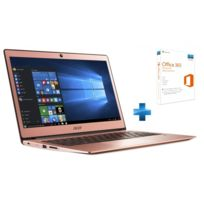 ACER - Swift 1 SF113-31-P1CP - Rose + Microsoft Office 365 Personnel