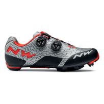 Northwave - Chaussures Rebel Carbon Xc 12 gris rouge