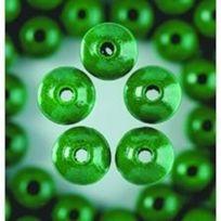 Efco - Lot De 18 Perles En Bois De DiamÈTRE 14 Mm - Neuf