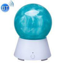 Wewoo - Veilleuse Led Creative Jupiter Planète Conception Magic Music Basse Sound Box Bluetooth V2.1 + Edr Haut-Parleur Atmosphère Nuit Lampe Nouveauté Cadeaux