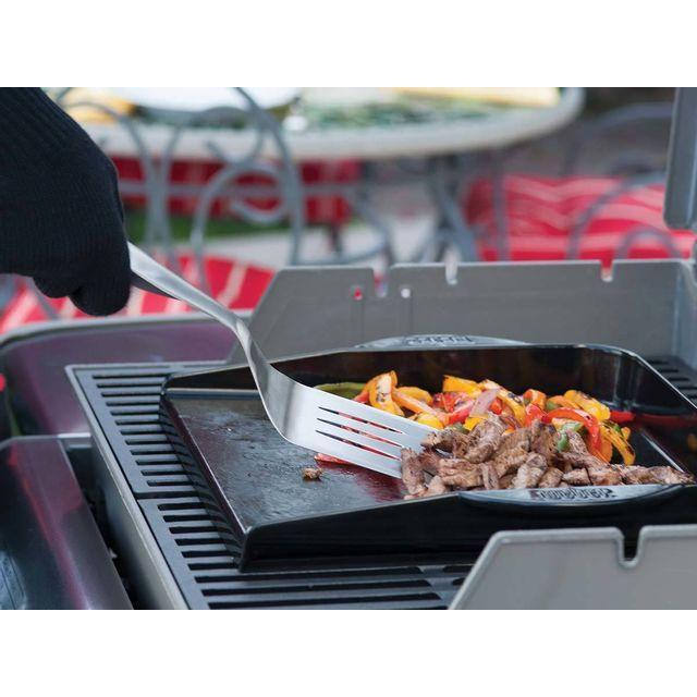 Plaque plancha pour barbecue gaz à prix mini