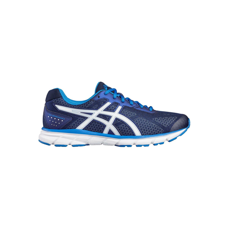 Asics - Chaussures Gel-impression 9 bleu indigo/blanc/bleu électrique - 40 1/2 - pas cher Achat / Vente Chaussures running