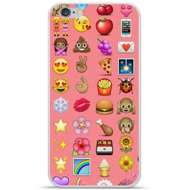 iphone 6 coque emoji