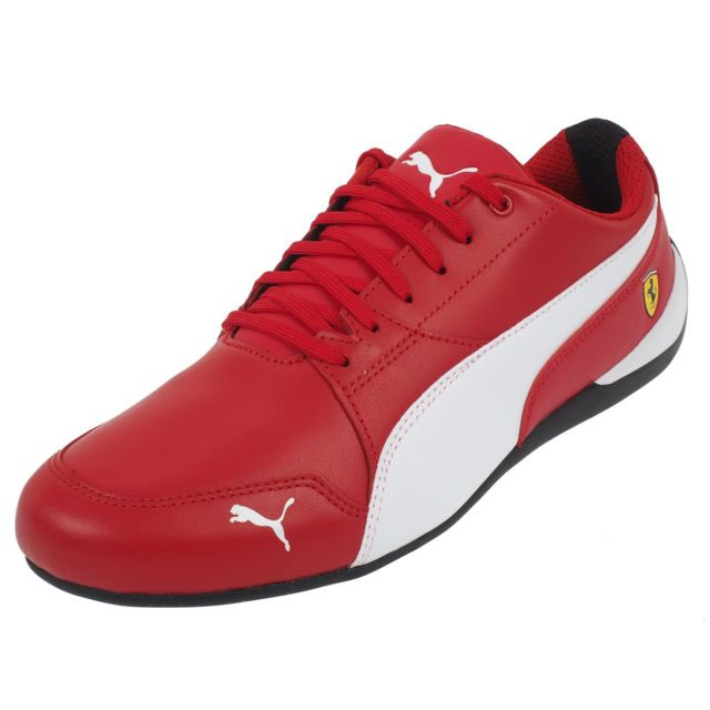 best authentic best selling hot products Puma - Chaussures mode ville Sf drift cat 7 rouge Rouge 44671 ...