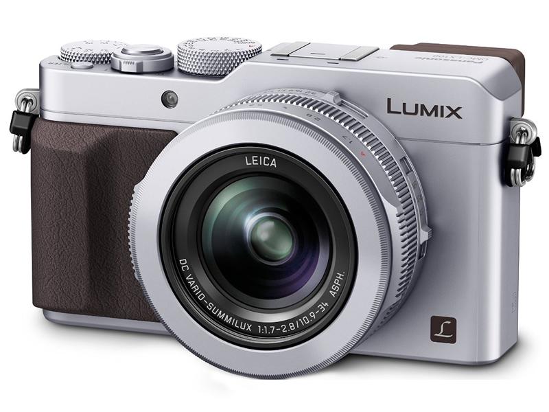 Lumix DMC LX100 - Silver