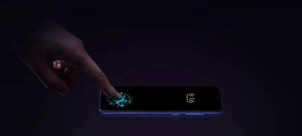 xiaomi mi 9 se fingerprint
