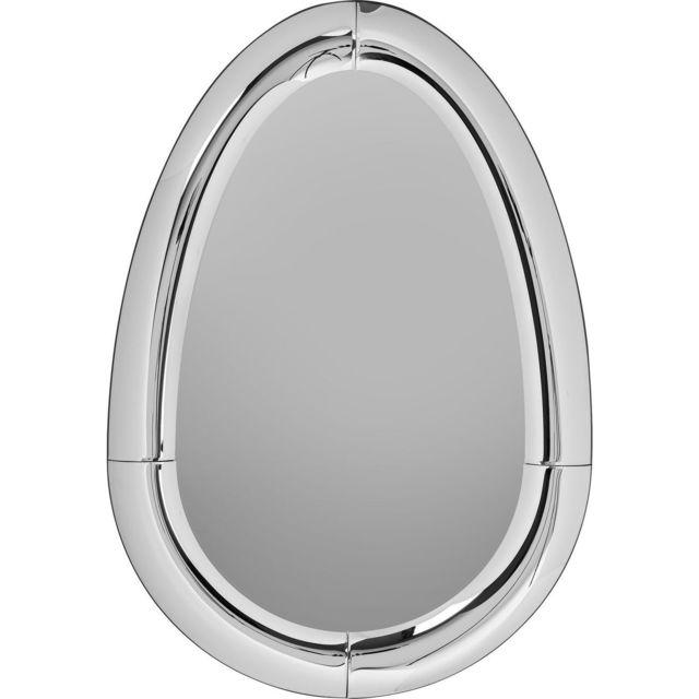 Karedesign Miroir Bounce ovale 115x80cm Kare Design