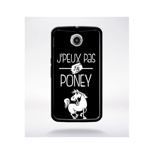 coque iphone 6 poney