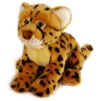 Keel Toys - Peluche Guepard Assis 33 cm
