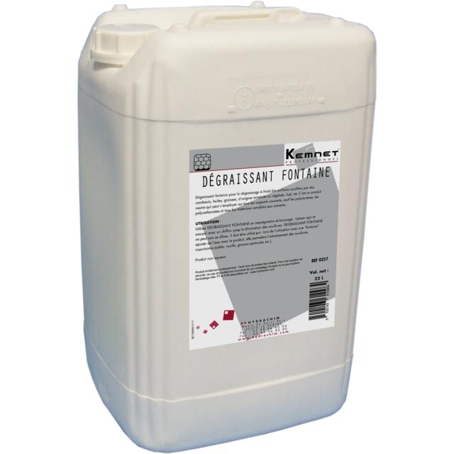 Hydrachim-deldis - Kemnet - Degraissant Fontaine - 22L