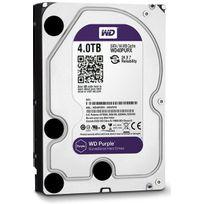 Western Digital - Wd Purple 4 To