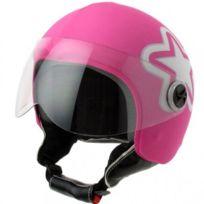 Helmetdress - Housse de casque Star Pink