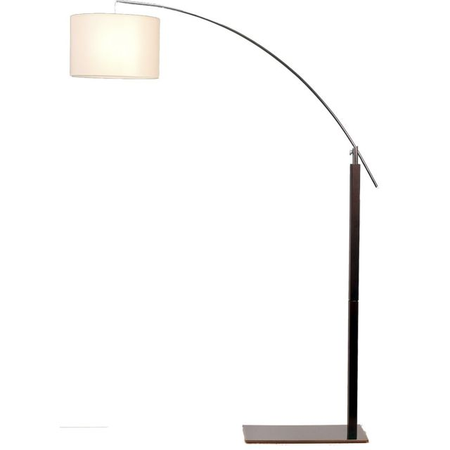 aluminor lampadaire arc rainbow marron 0cm x 0cm x 190cm pas cher achat vente. Black Bedroom Furniture Sets. Home Design Ideas