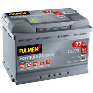fulmen batterie formula xtreme fa770 pas cher achat vente batteries rueducommerce. Black Bedroom Furniture Sets. Home Design Ideas
