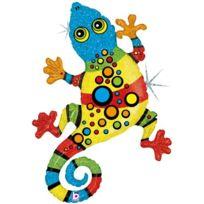 "Betallic - F85660 Latex - 47 ""- Linky Gecko, Holographique"