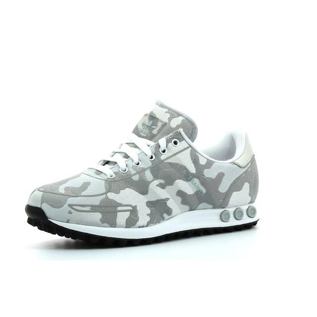 Adidas originals - Baskets basses La Trainer Weave - pas cher Achat   Vente Chaussures  de ville homme - RueDuCommerce f06b3befa7c7