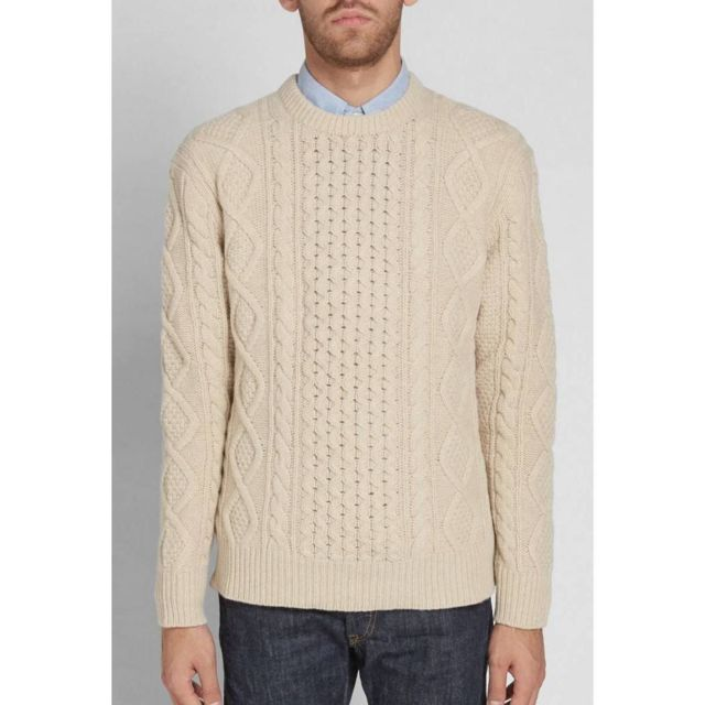 Polo Ralph Lauren - Pull Col Rond - pas cher Achat   Vente Pull homme -  RueDuCommerce 1c478ee12a39