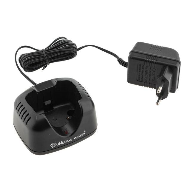 midland socle chargeur pour talkie walkie g9 pas cher achat vente accessoires airsolft. Black Bedroom Furniture Sets. Home Design Ideas