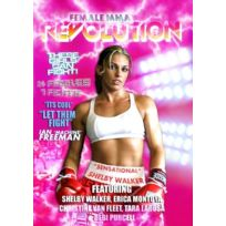 Phd - Female Mma Revolution These Girls Can Fight - Dvd - Edition simple