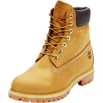 "Timberland - Icon 6"" Premium - Chaussures - marron"