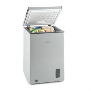 Klarstein iceblokk cong lateur coffre 100 litres 75w for Congelateur coffre 100 litres