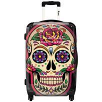 Ikase - Valise Frida Kahlo Lic-0209-BLK