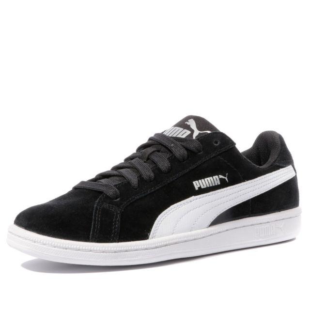 chaussure blanche puma femme