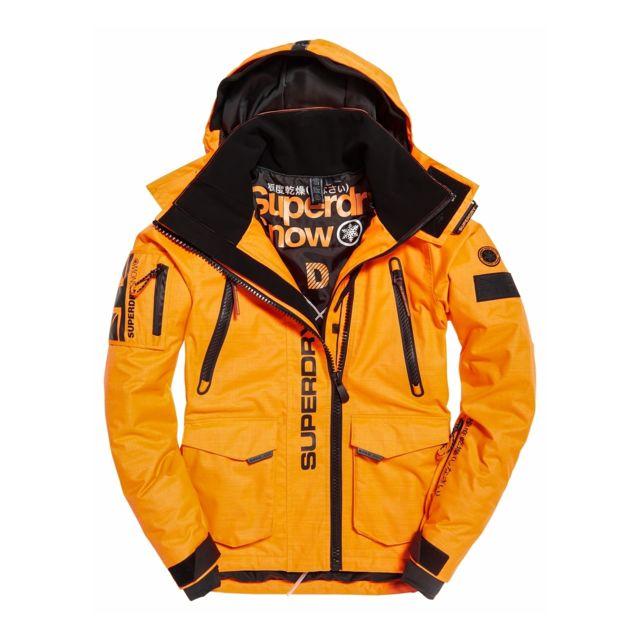 Veste De Ski Ultimate Snow Rescue Orange
