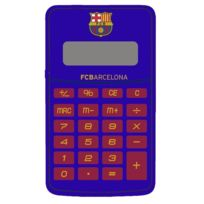 Safta - Fc Barcelone - Calculatrice de poche