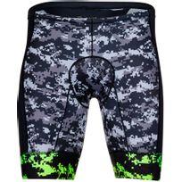 """Zoot - Ltd - Vêtement triathlon - 8"""" gris/noir"""