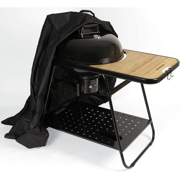 carrefour housse barbecue charbon grand format noir ljdd9057 pas cher achat vente. Black Bedroom Furniture Sets. Home Design Ideas