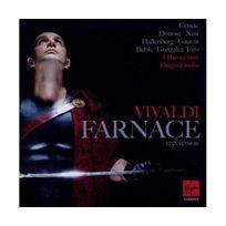 Virgin Classics - Vivaldi : Farnace 3 Cd