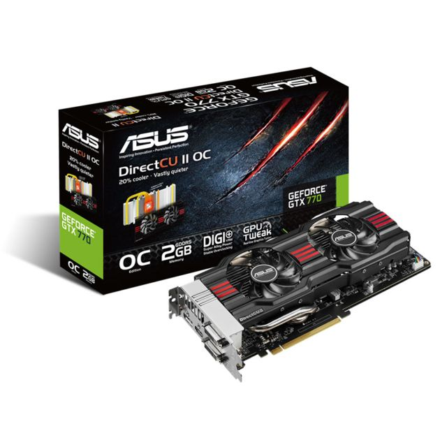 ASUS - GTX770-DC2OC-2GD5 GeForce GTX 770