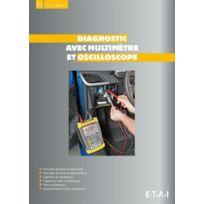 Etai - Ad t2 diagnostic avec multimetre et oscilloscope