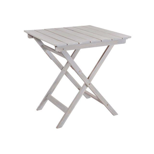 Housse table gris