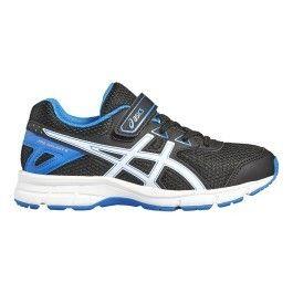 Asics Chaussures Pre Galaxy 9 Ps bleu noir enfant pas