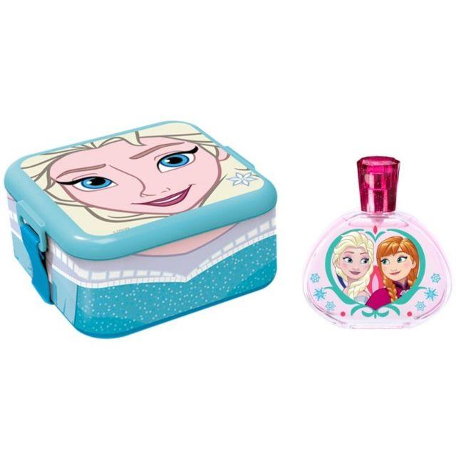 la reine des neiges coffret cadeau eau de toilette 50ml et jouet disney vendu par. Black Bedroom Furniture Sets. Home Design Ideas