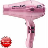 Parlux - Sèche cheveux 3800 Eco Friendly Rose