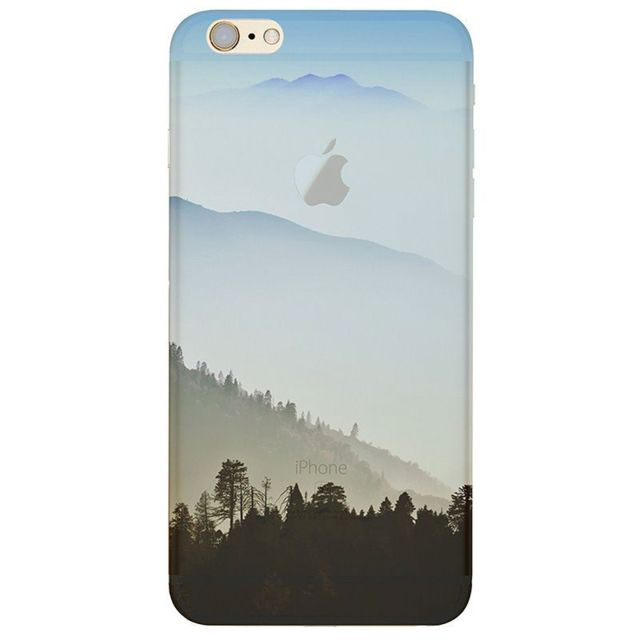 iphone 7 coque montagne