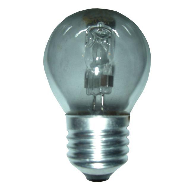 ades ampoule halog ne sph rique e27 28w pas cher achat vente ampoules led rueducommerce. Black Bedroom Furniture Sets. Home Design Ideas