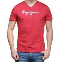 Soldes Pepe jeans t shirts - 2e démarque Pepe jeans t shirts pas ... 8d6d83edc420