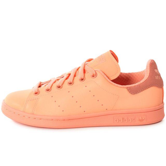 adidas stan smith femme orange