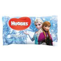 Huggies - La Reine Des Neiges Lingettes Natural Care x56