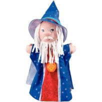 """- marionnette à main """"le magicien"""